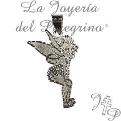 COLGANTE PLATA DE LEY CAMPANILLA