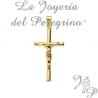 Ciondolo Croce 31X14 MM