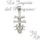 CRUZ DE CARAVACA CON ANGELES