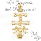 CROSS WITH ANGELES 9 KLT GOLD