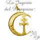 GOLD 18 KLT CARAVACA CROSS MEDAL