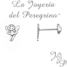 PENDIENTES DE PLATA DE LEY