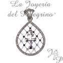 PENDANT DESIGN WITH ZIRCONS