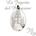 Caravaca cross pendant.