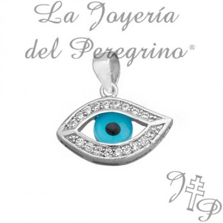 Turkish eye pendant