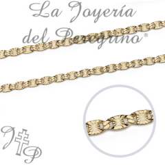 DIAMANTE CATENA 2MM 50 CMS