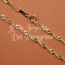 9 KLT GOLDEN CHAIN