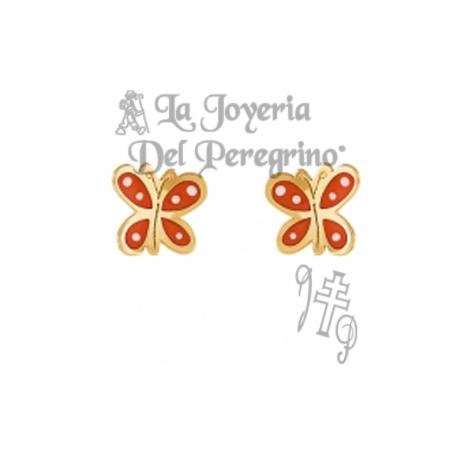 18 KLT Boucles d'oreilles or