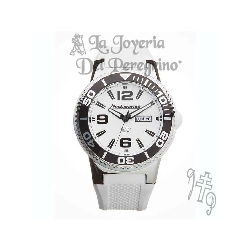 6094f64e9af0 RELOJ NECKMARINE BIG - La Joyería del Peregrino