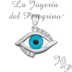 Turkish eye pendant