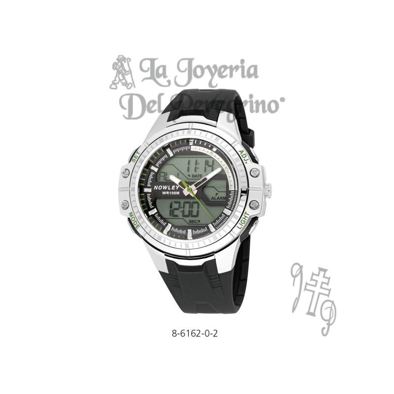 RELOJ NOWLEY RACING 86162-0-2 - La Joyería del Peregrino 17759e2007ef