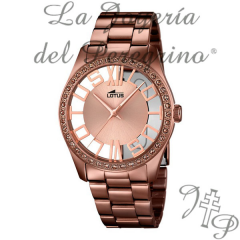 Lotus Lady Watch