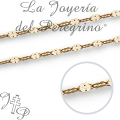 18 LEGGE KLT GOLDEN CHAIN