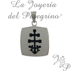 Caravaca Cross Pendant