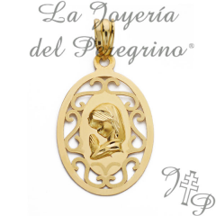 Pendant Virgin Girl