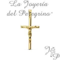 Pendentif croix 31X14 MM
