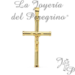 Pendentif croix 35X17 MM