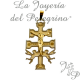 CARAVACA CROSS WHITE GOLD AND YELLOW