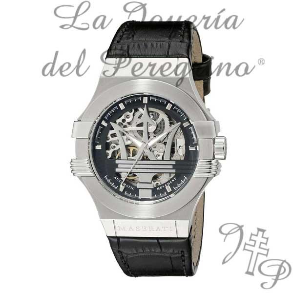 maserati potenza r8821108001 watch - la joyería del peregrino