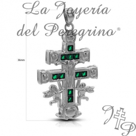 CROSS PENDANT CARAVACA