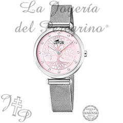 Lotus Lady Watch 18708/2