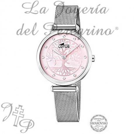 Lotus Lady Watch 18708/2