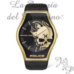 POLICE MONTRE  PL16114JSG-02