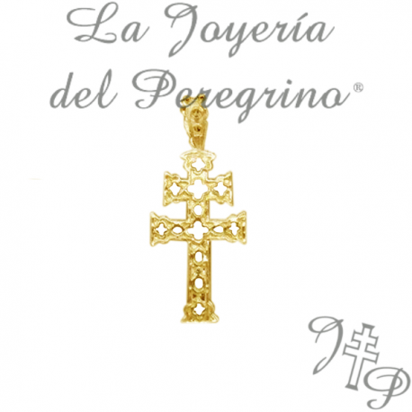 GOLD CROSS DESIGN OF 9 KLT
