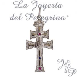 Pendentif croix CARAVACA