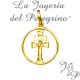 GOLD 18 KLT CARAVACA CROSS MEDAL