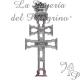 CRUZ DE CARAVACA CALADA