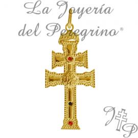Caravaca cross pendant