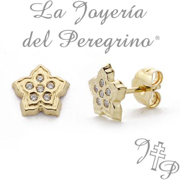 9 Carat Gold Earrings